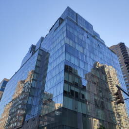 Commercial window cleaning service in New York