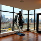 Inside and out window cleaning in New York