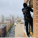 Out window cleaning in New York