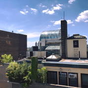 Skylight house window cleaning service in New York