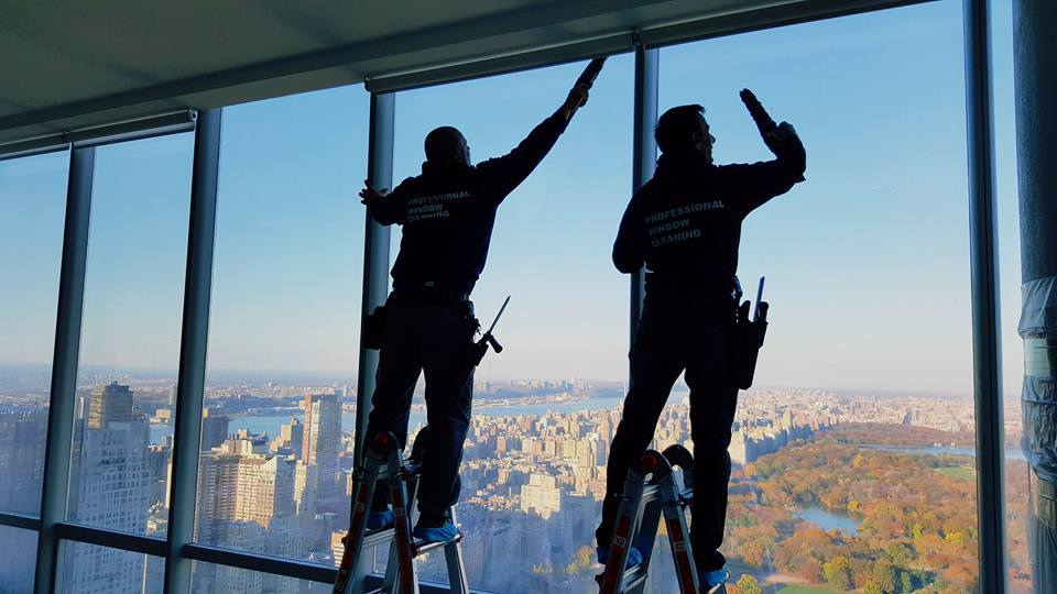 Window Cleaning - Professional Cleaning Service in New York