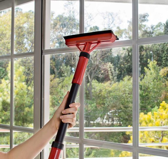 Window cleaning equipment