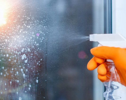 Window Washing: Get Rid of Streaks Forever