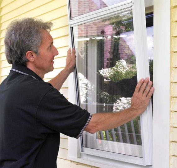 Storm Window Cleaning: No Problem For Big Apple!