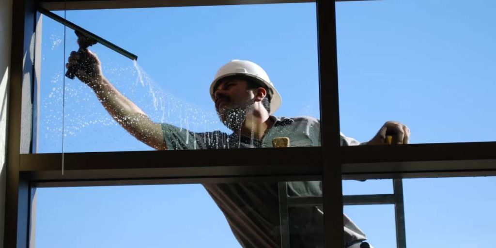Window Cleaning in Staten Island