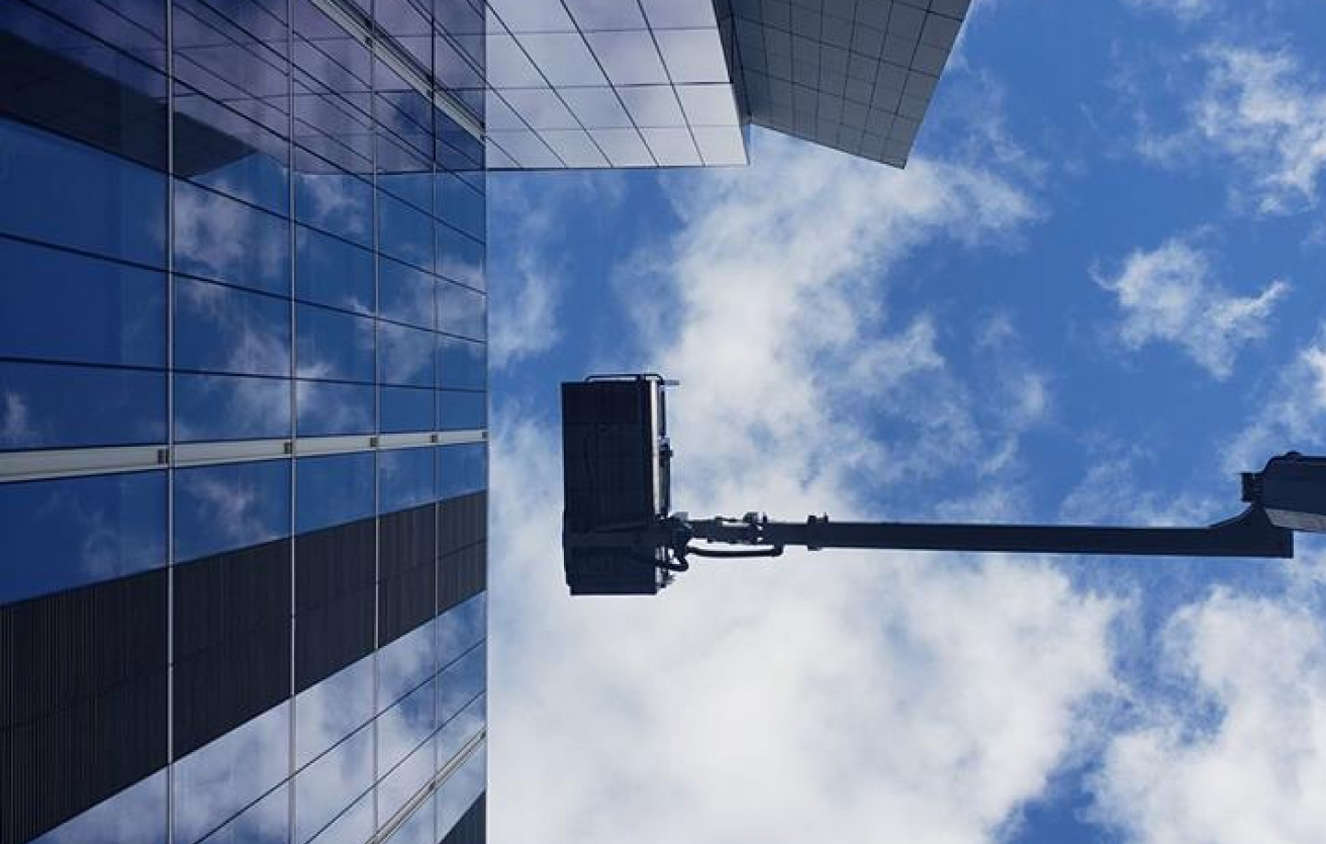 Aerial lift in nyc