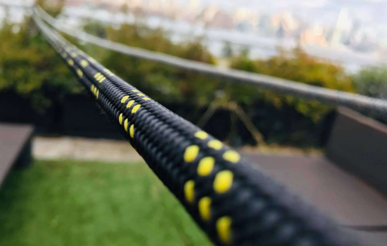 Professional Rope Access/PRA window cleaning
