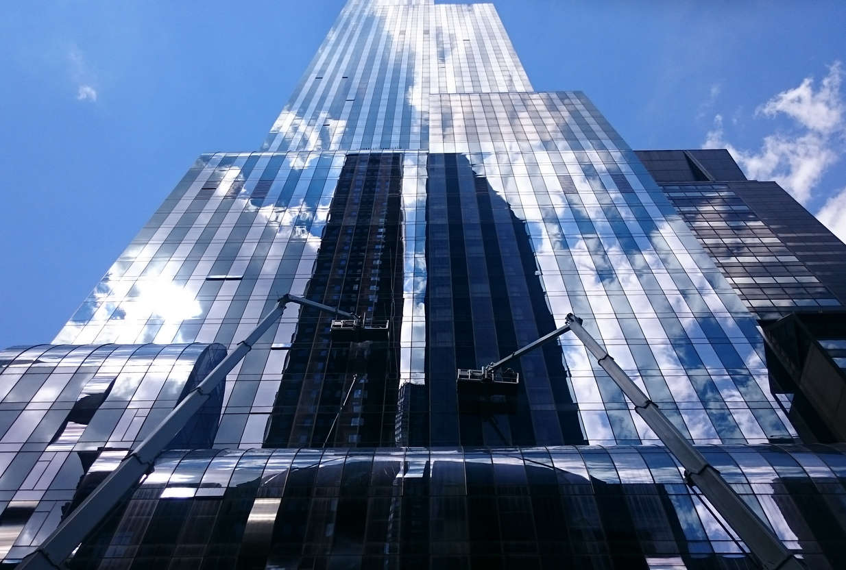 All types of facade access solutions in New York