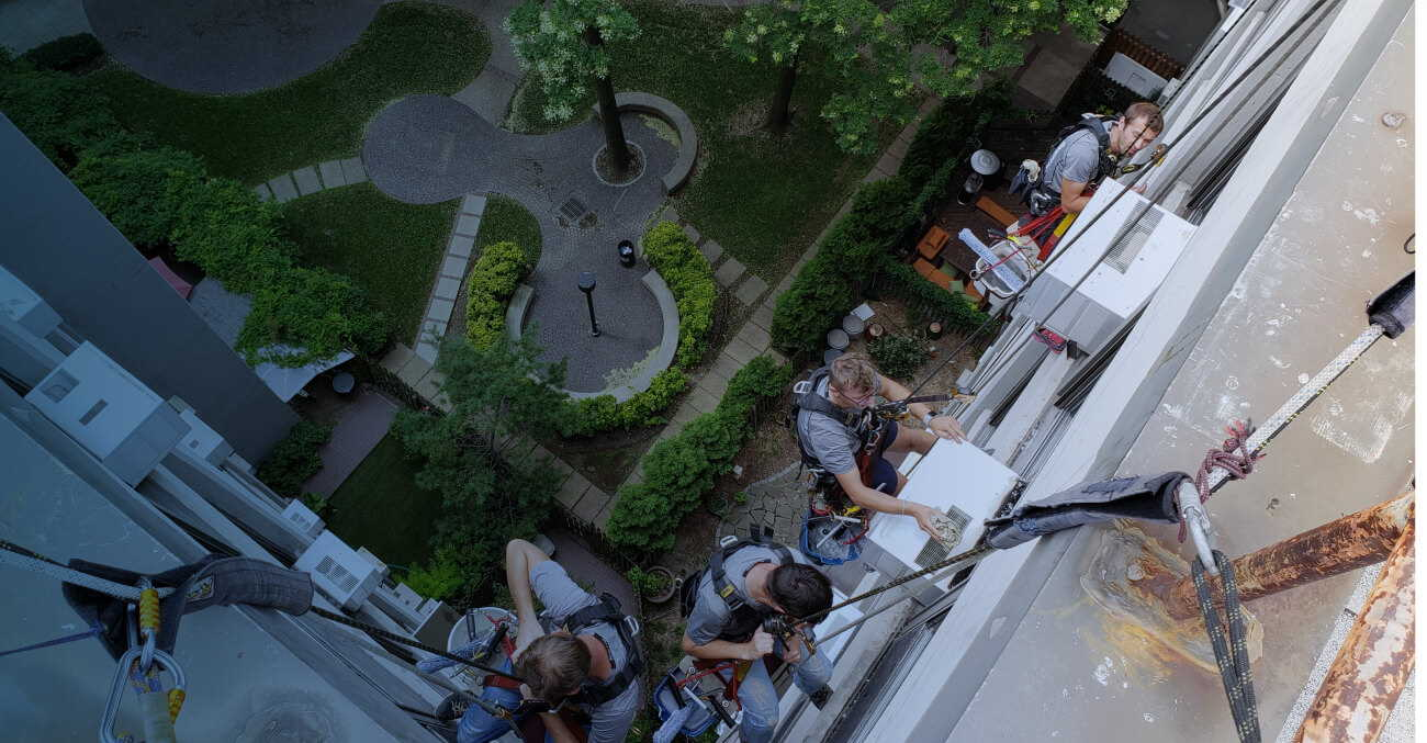 big apple window cleaning our team