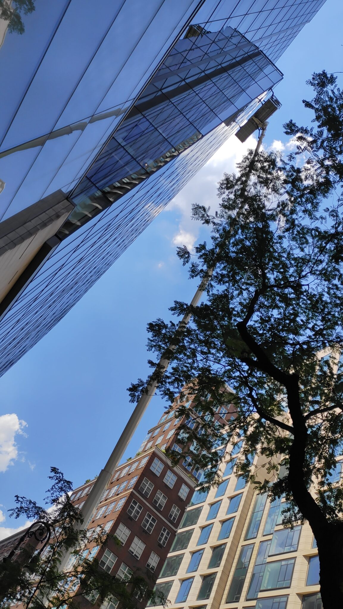 Window cleaning 151 East 85th Street