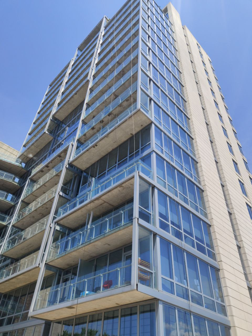 Insured window cleaners in new york city Manhattan