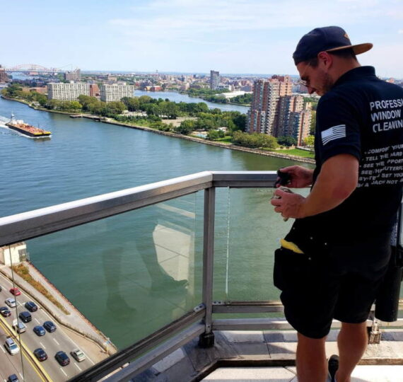 Professional Window Cleaning Training and Qualifications in New York