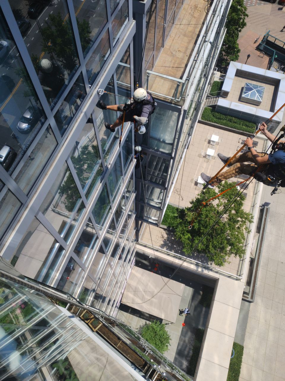 Professional window cleaning services Manhattan