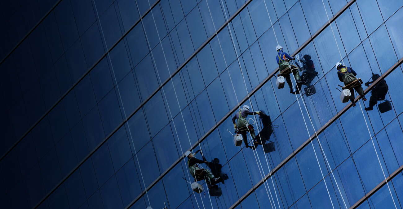 All services by Big Apple Window Cleaning