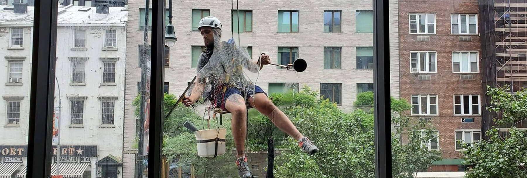 window cleaner new york