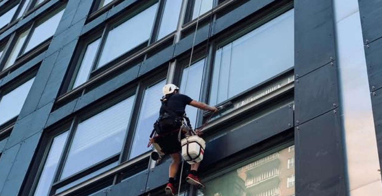 facade cleaning services New Yourk
