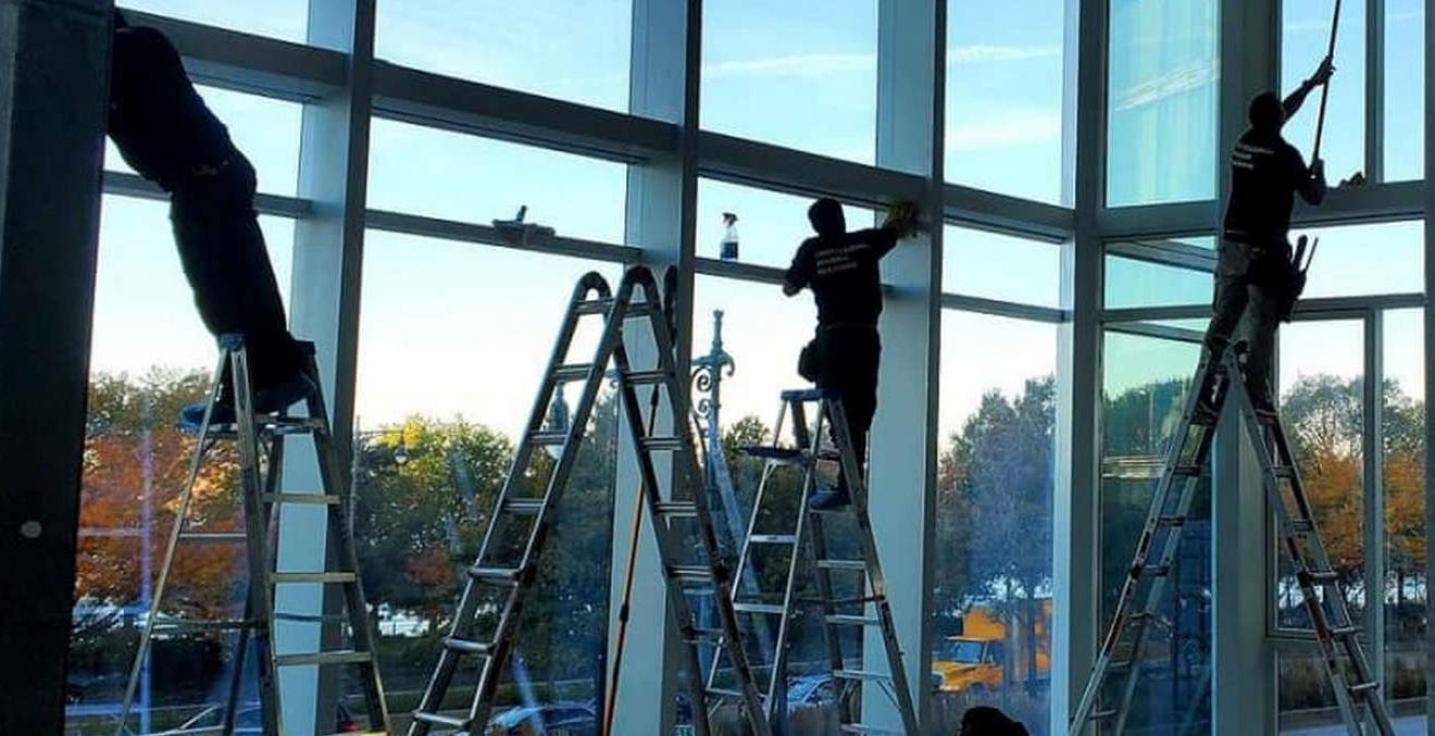 interior window cleaning New Yourk