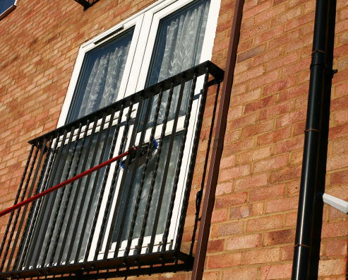 pure water window cleaning systems