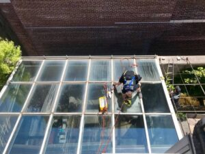 skylight cleaning in New York